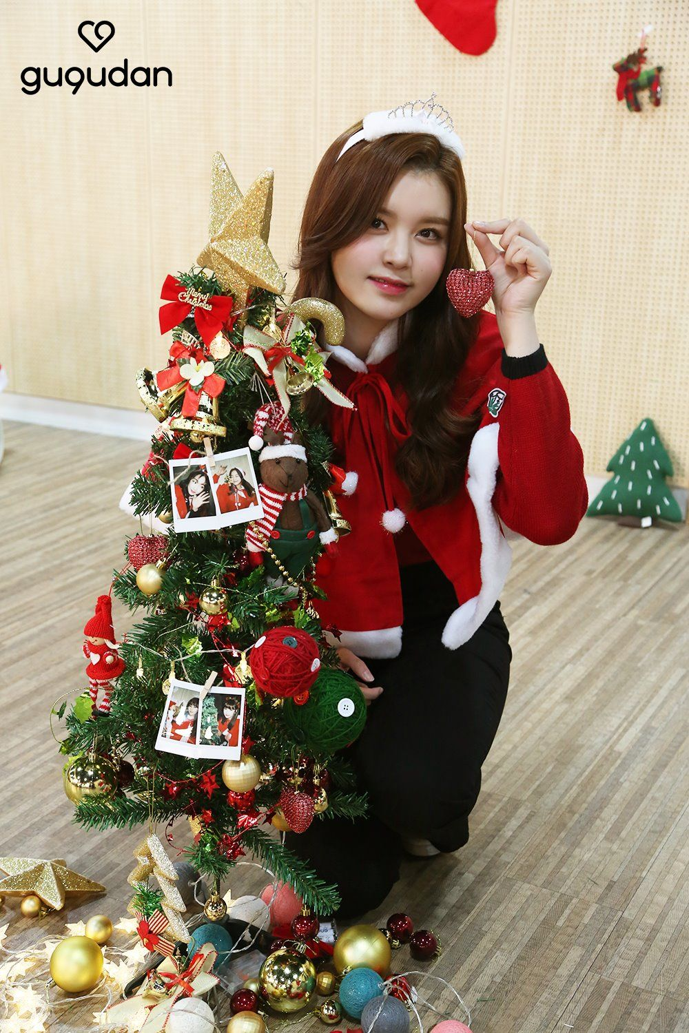 Pin by angkko on Gugudan (구구단) Christmas sweaters, A