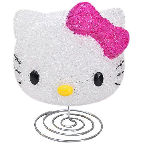 Hello Kitty Eva Lamp Walmartcom Hello Kitty Pinterest - Hello kitty lamps for bedroom