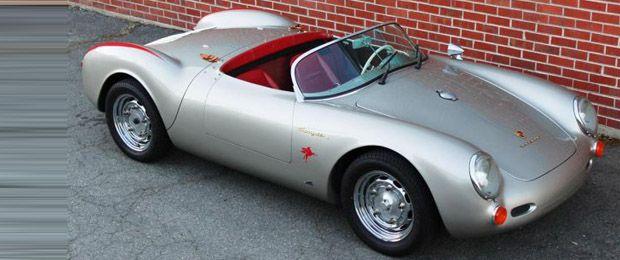 1000 images about beck 550 spyder on pinterest race cars auction and james dean car - Porsche Spyder Replica Kit