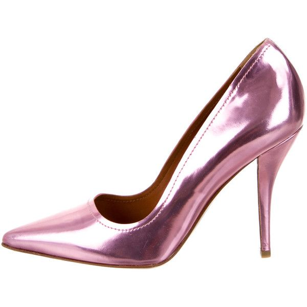 Pre-owned - Purple Leather Heels Lanvin PWjkW