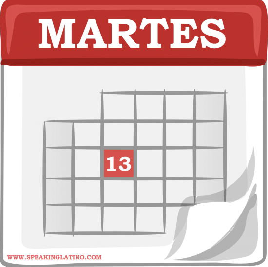 Martes 13: Friday The 13th Or Martes 13: Your Bad Luck Day Depends On