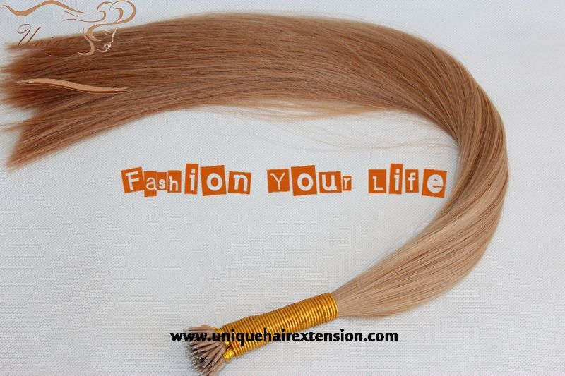 Nano ring hair extensionsmanufacturer by qingdao unique hair nano ring hair extensionsmanufacturer by qingdao unique hair products coltd pmusecretfo Image collections