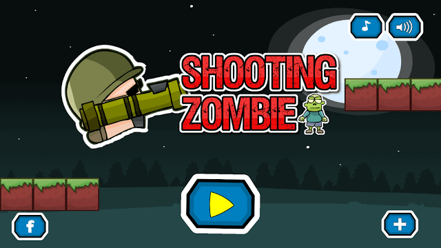 Download Source Code Reskin Game Unity Shooting Zombie