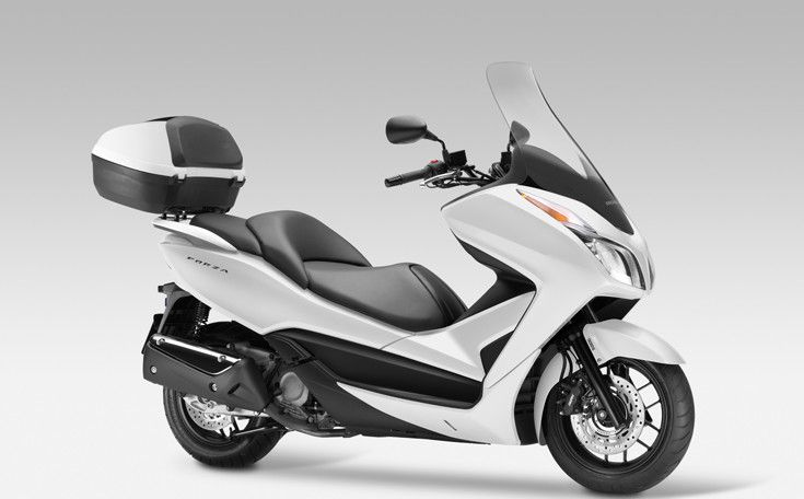 Honda Forza 300 Deluxe Abs Motorcycle Motorcyle Honda Motorbikes