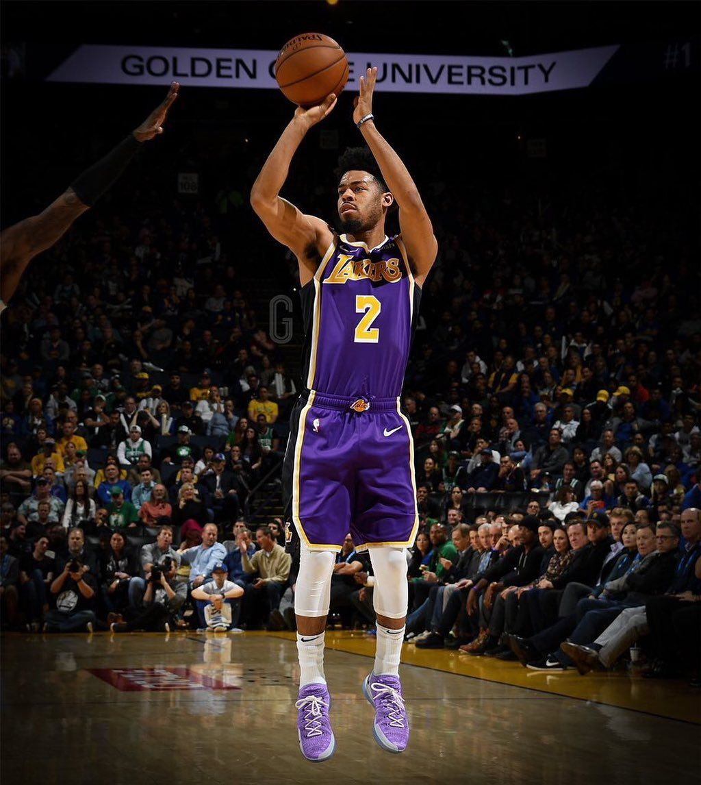 𝑳𝑨𝑲𝑬𝑹𝑺 𝑾𝑶𝑹𝑳𝑫 On Instagram Quinn Cook This Is The Most Love I Ve Ever Had Long But Worth Reading I Was Literally Ju Kyle Kuzma Lakers Quinn