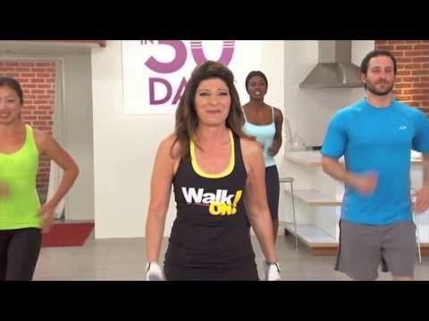 leslie sansone walk it off in 30 days  youtube  weight