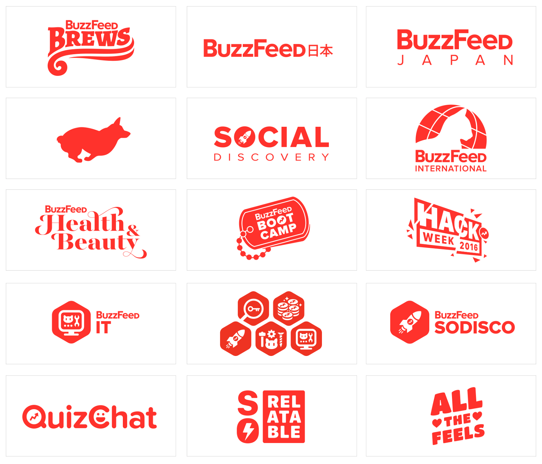 Buzzfeed Logos Shaun Pendergast Illustration Buzzfeed Logo Illustration Logos