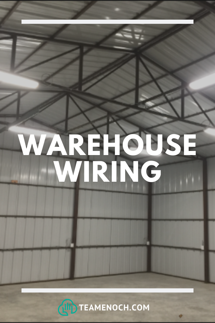 Warehouse Electrical Electrical Wiring Electric Water Heater Electricity