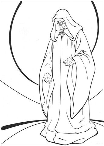 Star Wars Emperor Palpatine Coloring Page From Revenge Of The Sith Category Select From 25683 Star Wars Coloring Book Star Wars Coloring Sheet Star Wars Mural
