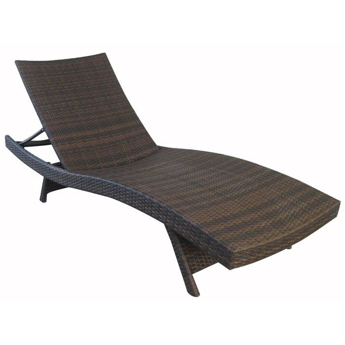 Patio Furniture Near Traverse City: East Village 3 Piece Sun Lounger Set With Table