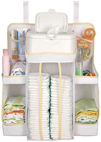 Nursery Organizer And Baby Diaper