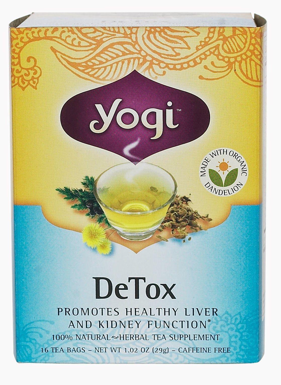 Hot Topics, You Better Read It!: Best Detox Tea | Detox tea yogi, Organic detox tea, Yogi tea