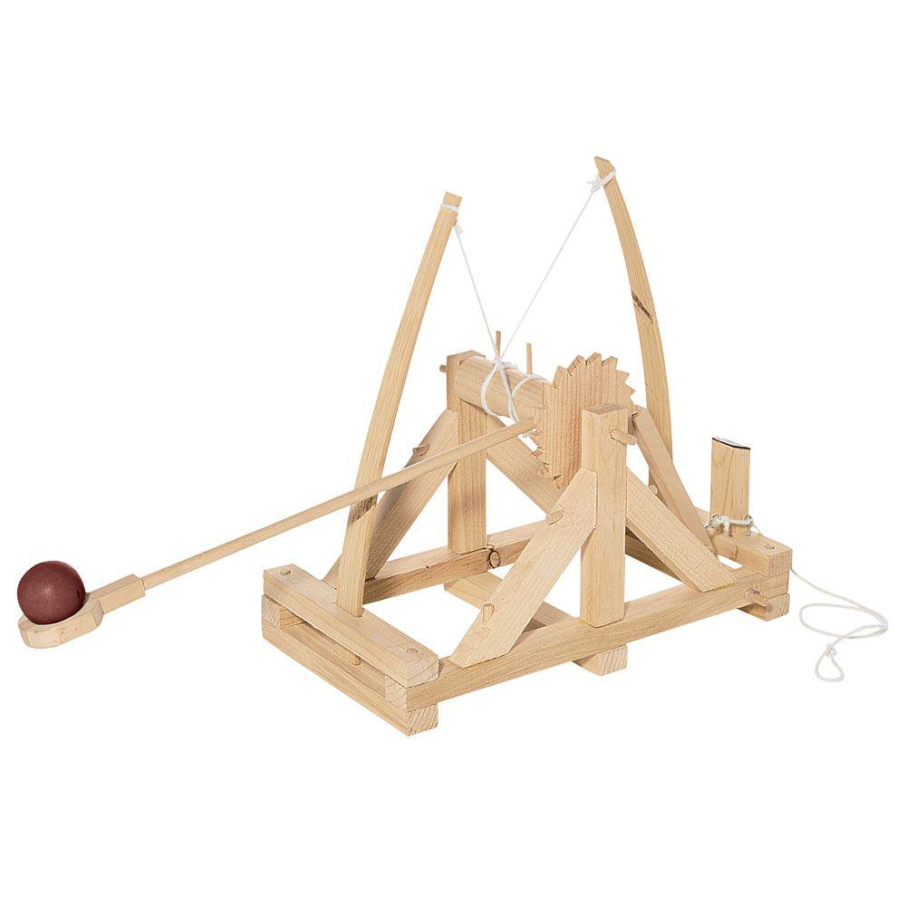leonardo da vinci catapult kit dilly dally and gift