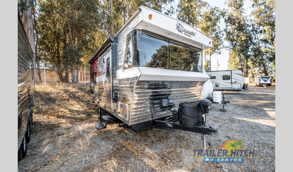 Used 2018 Heartland Terry Classic V21 Travel Trailer At Trailer