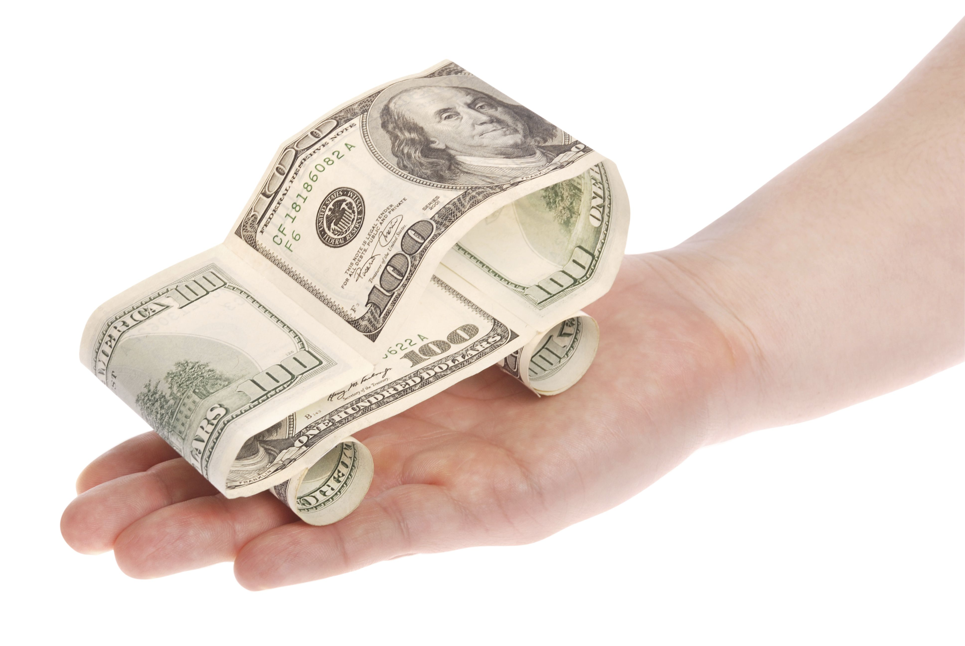 Sell a used car for cash. Get money in your hand, today