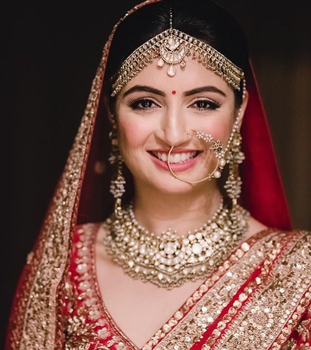 Indian Bride ready for her D-Day!