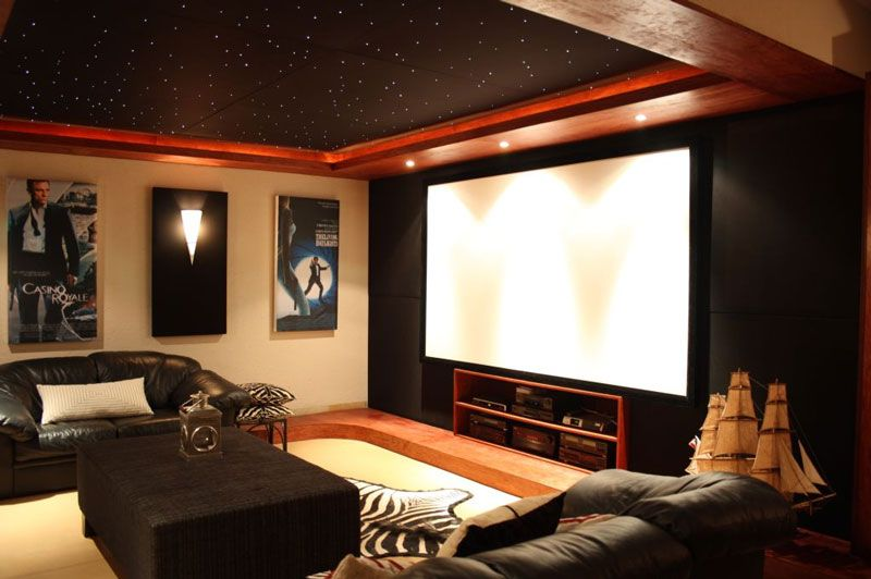 Home Cinema Room Design | Home Technology | Pinterest | Star Ceiling, Movie  Rooms And Ceilings