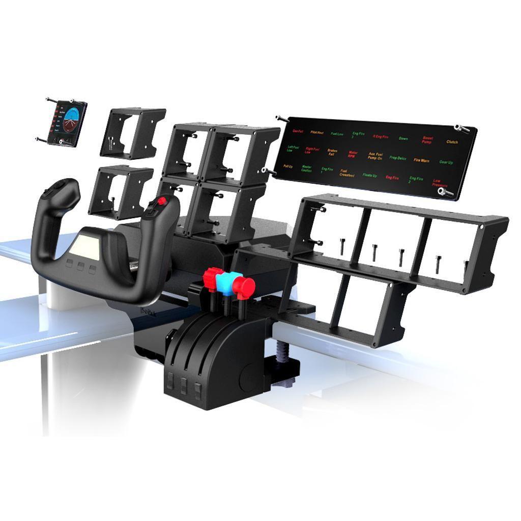 Amazon com: Logitech G Saitek Pro Flight Radio Panel