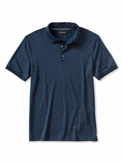 Men's Apparel: polos | Banana Republic