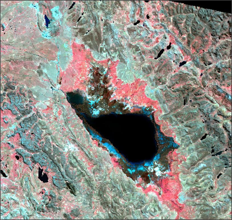 Procesamiento digital de imagenes satelitales en Qgis    satelite