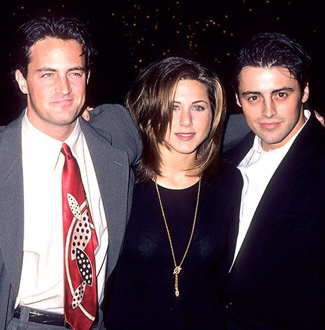 Matt Leblanc Perry Nope We Weren T Invited To Jen Aniston S Wedding Joey Friends Friends Characters Friends Episodes