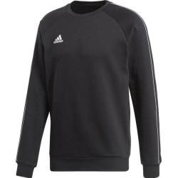 Photo of Adidas Men's Core 18 Sweatshirt, Size Xxxl In Black / white, Size Xxxl In Black / white adidas