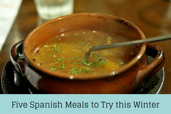 Fighting The Winter Blues Is So Much Easier With These Delicious Spanish Cold-Weather Dishes!