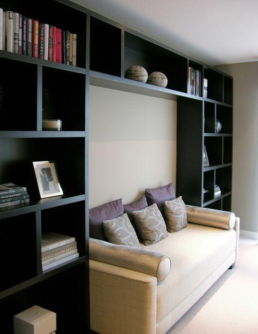Gallery Two - Portfolio   Rebecca Hatton Interiors - Great bookshelves / storage