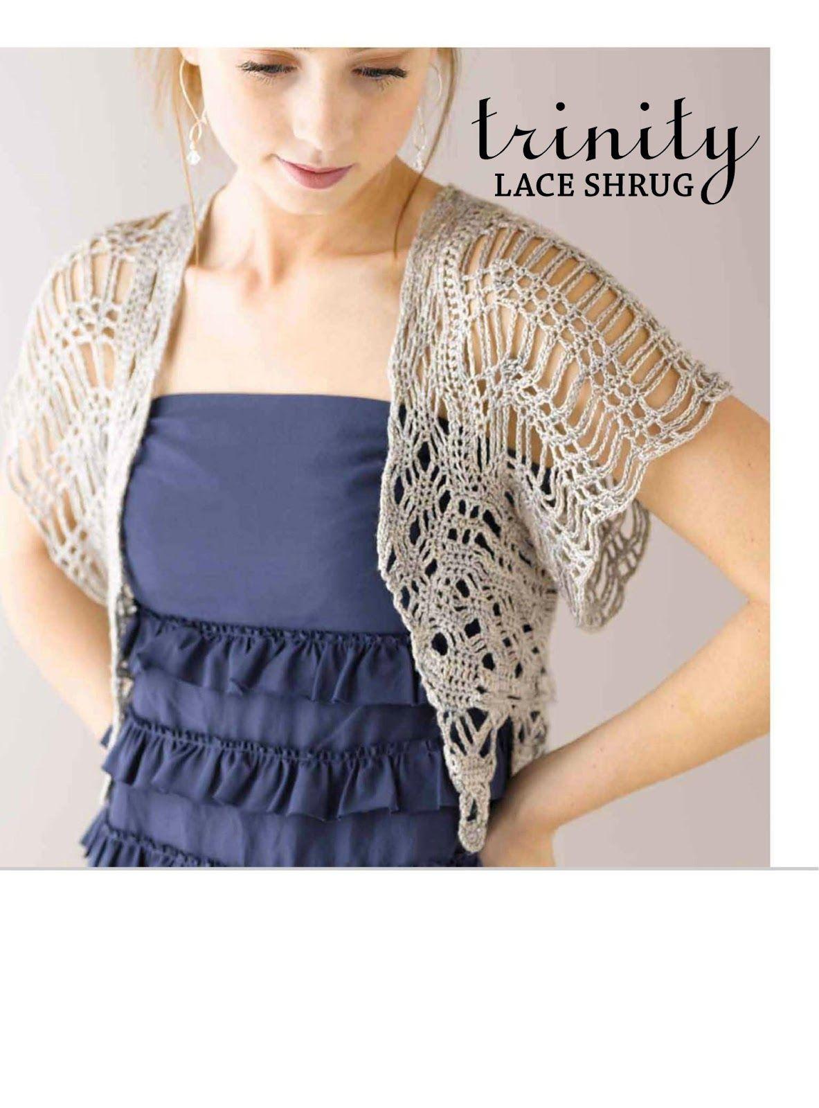 Crochetemoda: Boleros | Crochet Sweaters, Cardigans & Vests ...