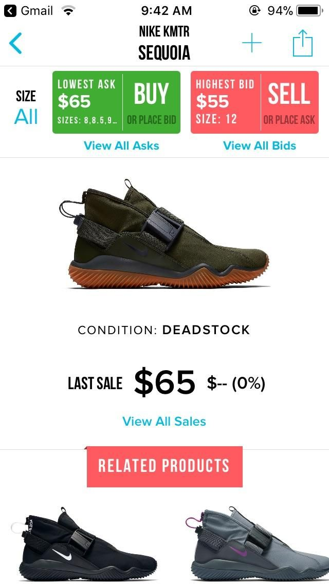 3c600fb1 Opinion]: I got these Nike ACG KMTRs for $65 on StockX. Ive always ...