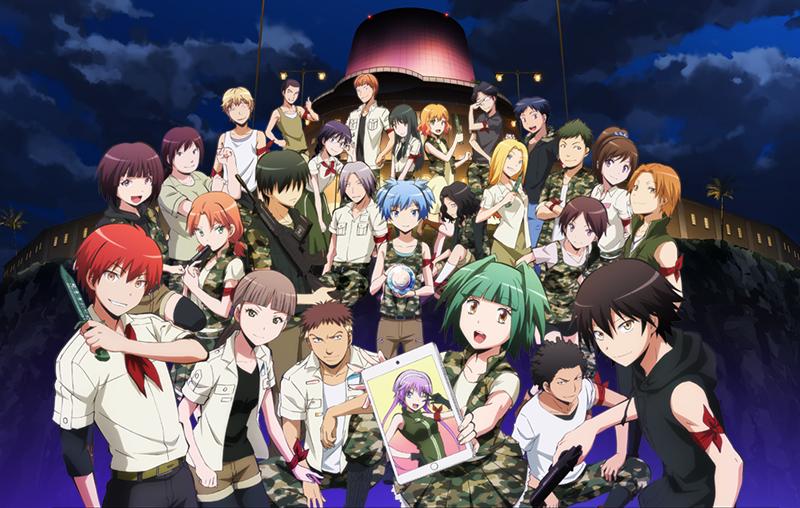 anime asatsu kyoushitsu Tìm với Google Assassination