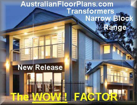 321 4 Bed Narrow 2 Storey Meters Wide Lot Plan Two House Home Plans Modern