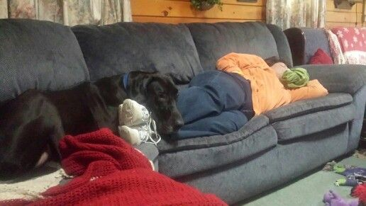 Best thing in the world...napping with my girl.  :-D