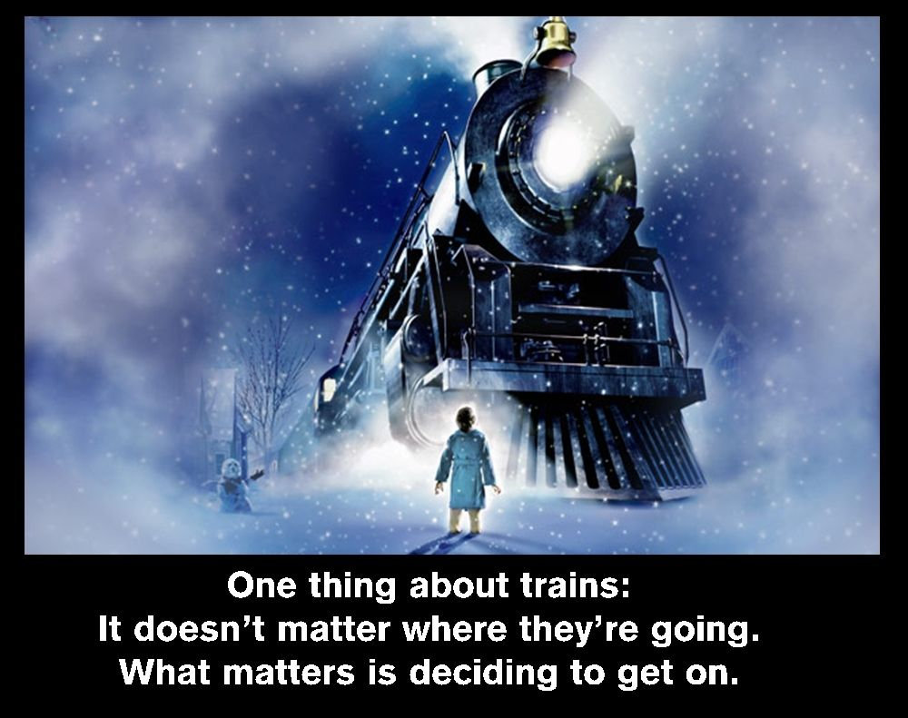The Polar Express Quotes Quotesgram By Quotesgram Crafts