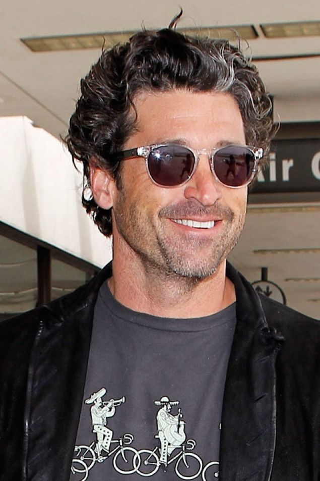 Patrick Dempsey In Rb4141 Style J Looks Cheap Ray Ban