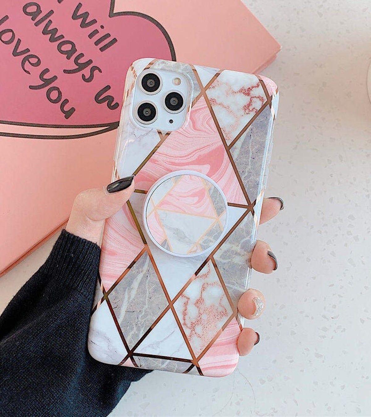 Iphone 11 Pro Max Case Geometric Marble In 2020 Pretty Iphone Cases Girly Phone Cases Apple Phone Case