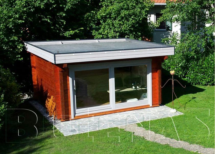 Gartenhaus panorama plus jardim pinterest for Mobilheim bausatz