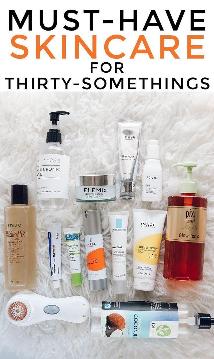 Ich bin 35 und dies ist meine Hautpflege-Routine - #hautpflege #meine #routine - #new #skincareroutine
