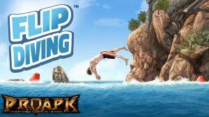flip diving cheats