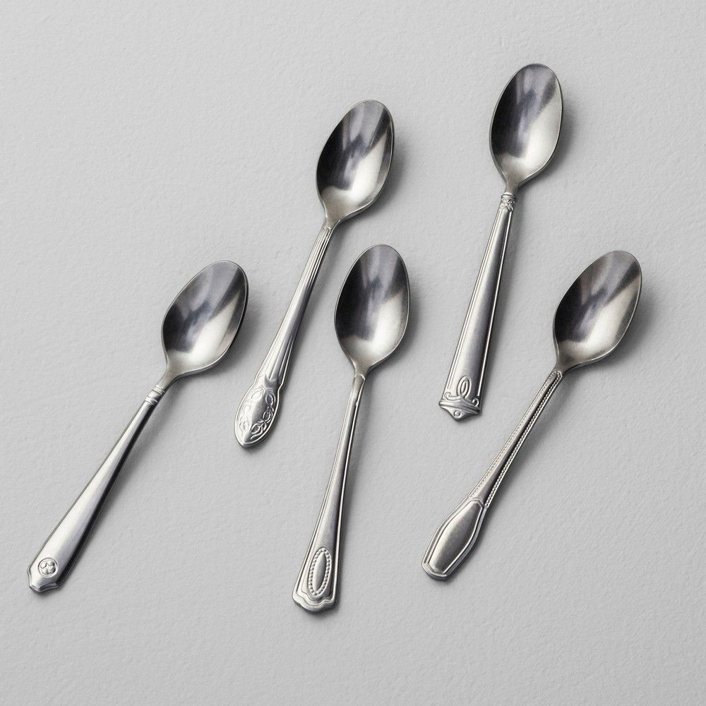 Dinner Table Kitchen Serving Salad Spoon Stainless Steel Cutlery Large Soup FA