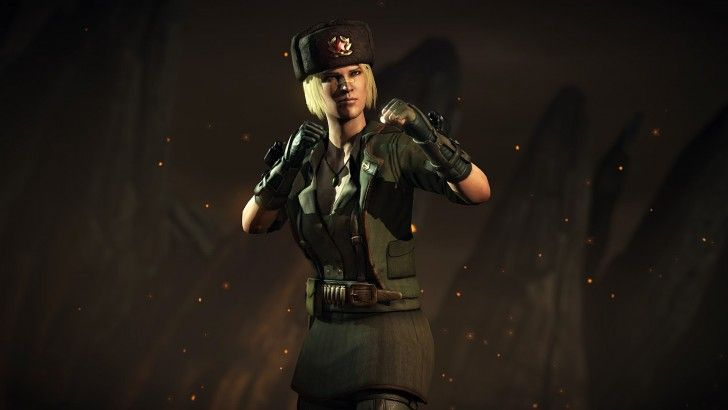 Download Sonya Blade Motherland Skin Mkx Girl 1920x1080