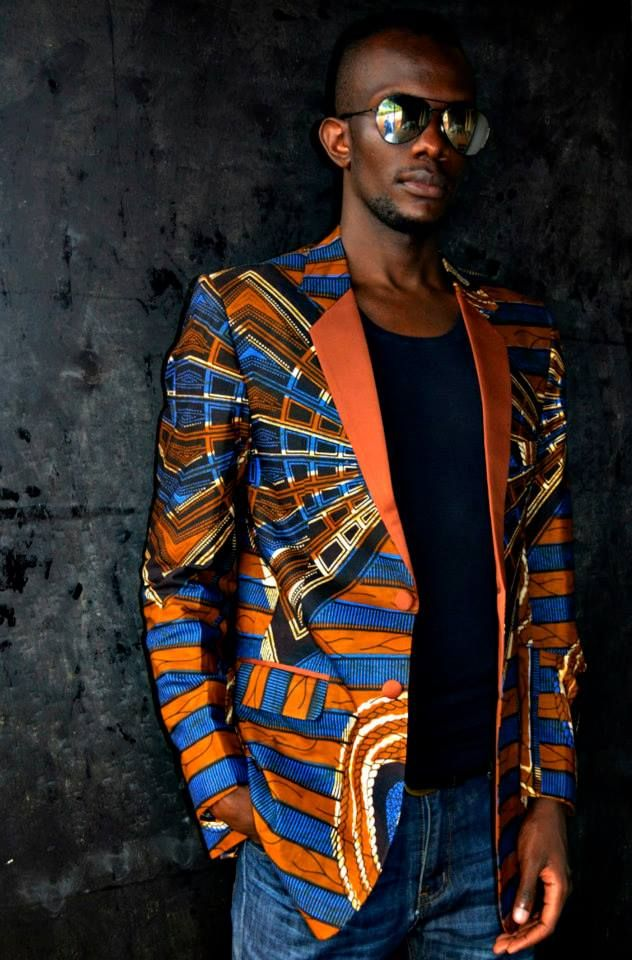 a4bc9cc539675 mens blazer | EGUANA Kampala for BOLD collection in 2019 | African ...