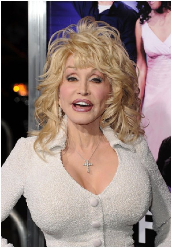 Senseless. Dolly parton breast naked speaking