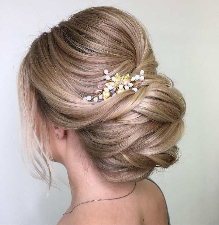 The Best Hairstyles To Inspire Your Big Day Do Unique Wedding Hairstyles Best Wedding Hairstyles Elegant Wedding Hair