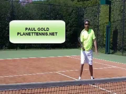 Tennis Doubles Where To Play Your Volleys Youtube Tennis Doubles