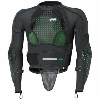Held Kendo Black / Green Motorbike Motorcycle Ladies Protector Shirt | All Sizes…