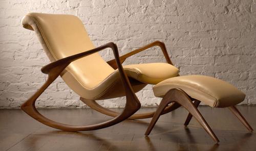 midcenturymodernfreak c. 1955 Contour Rocking Chair