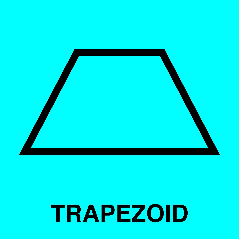 Trapezoid Song | First Grade Friends | Pinterest | Math, Brain ...