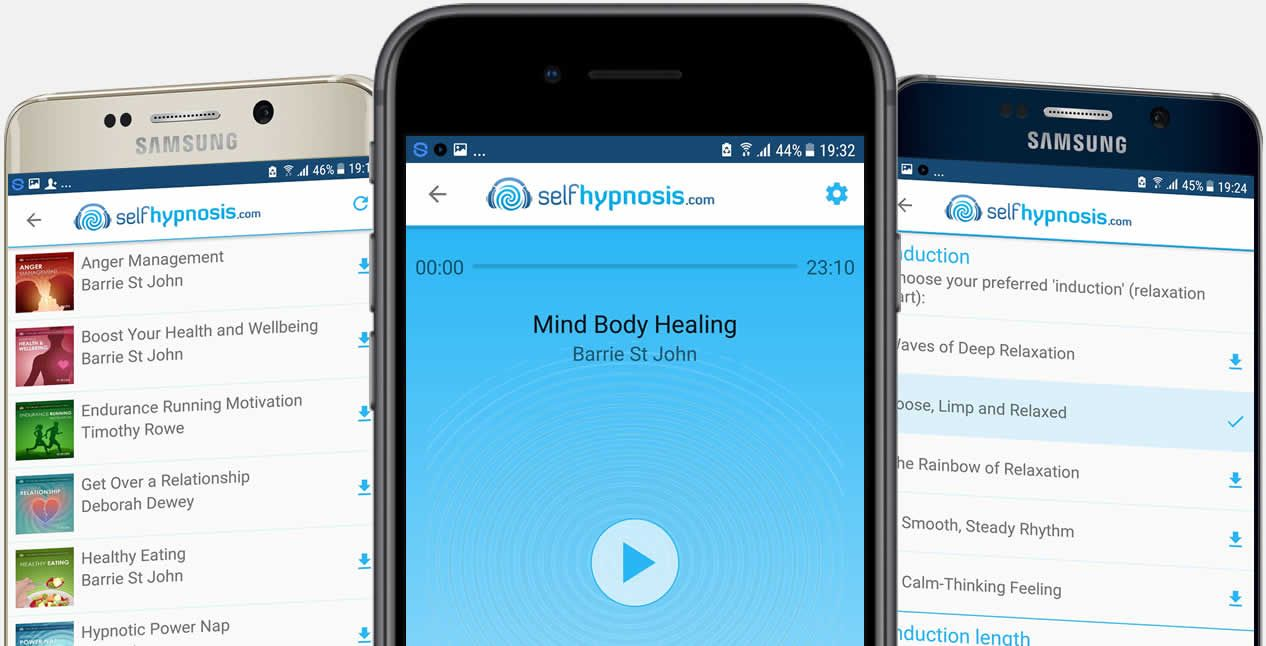 Professional Self Hypnosis CDs & MP3 Downloads Hypnosis