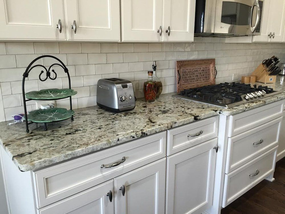 Legacy Granite Countertops   Alpharetta, GA, United States. Colonial Cream  Granite